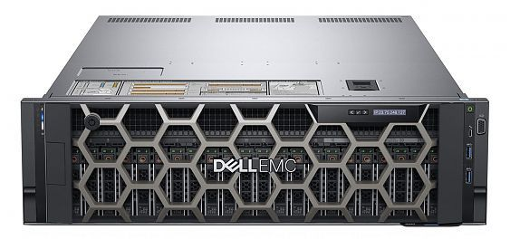 Обзор Dell EMC PowerEdge R940: зверь среди серверов