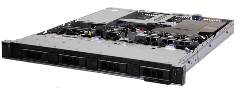 Обзор 1U-сервера Dell EMC PowerEdge R340
