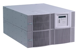 ИБП Powercom VGD-10K RM (3U+3U) Parallel