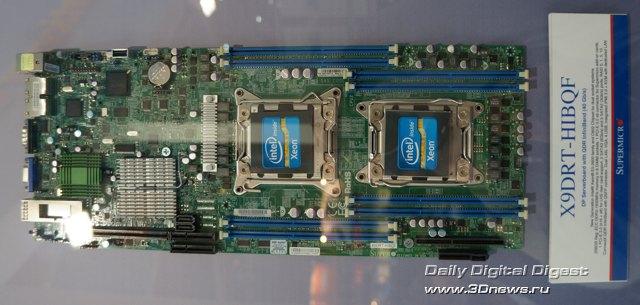 Обзор новинок Supermicro на крупнейшей мировой IT-выставке CeBIT-2012